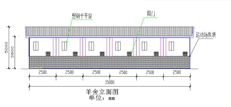 工程图 户型 户型图 平面图 795_369